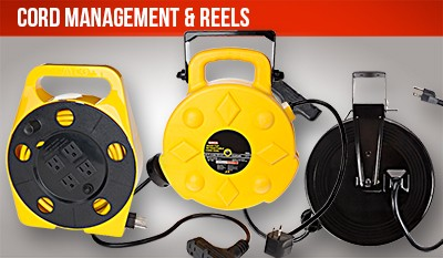 Cord Management & Reels