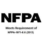 NFPA-1971-8.6 (2013)