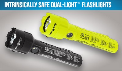 Intrinsically Safe Dual-Lights