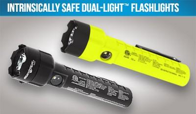 Intrinsically Safe Dual-Lights