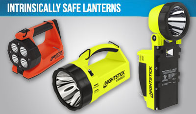 Intrinsically Safe Lanterns
