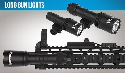 Long Gun Light Kits