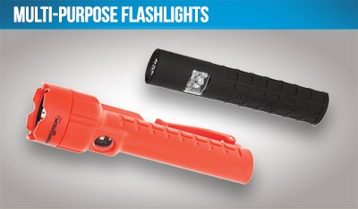 Multi-Purpose Flashlights