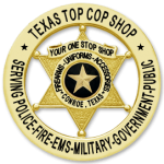 Texas Top Cop Shop
